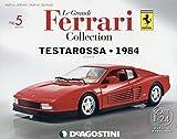 レ グランディ フェラーリ 5号 (TESTAROSSA 1984) 分冊百科 (モデル付) (レ グランディ フェラーリ コレクション)