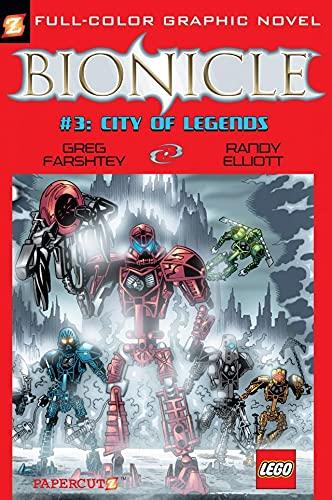 Bionicle Vol. 3 (English Edition)