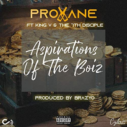 Proxane feat. King.V. & The 7th Disciple