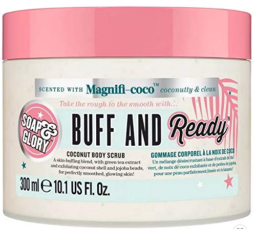 Soap & Glory Magnificoco Buff and Ready Body Scrub - 10.1 fl oz