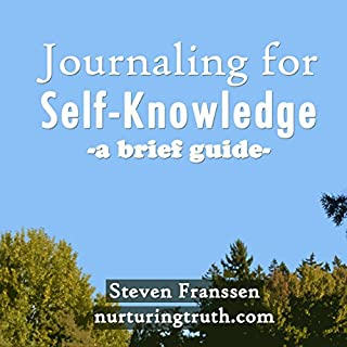 Journaling for Self-Knowledge audiobook cover art