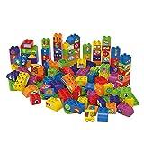 BiOBUDDi Learning to Create 100 pcs 100pieza(s) - Bloques de construcción de juguete (Multicolor, 100 pieza(s), Imagen, Niño, Niño/niña, 1,5 año(s)) , color/modelo surtido