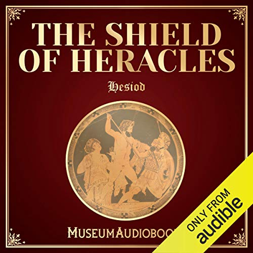 The Shield of Heracles cover art