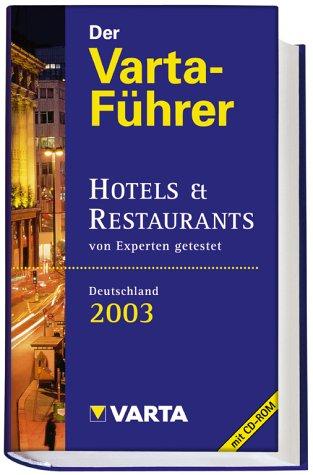 Der Varta-Führer Deutschland 2003