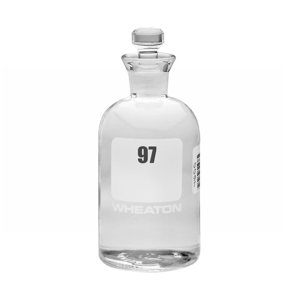 Wheaton Rapid rise 227497-05 BOD Bottle 300mL 9 Stopper Numbered Robotic New York Mall