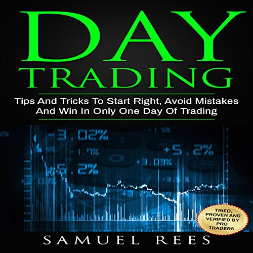 Day Trading audiobook cover art