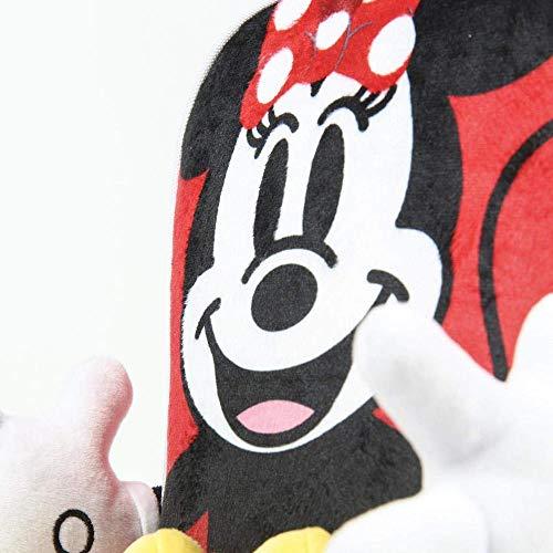 Artesania Cerda Mochila Infantil Personaje Minnie Zainetto per bambini, 31 cm, Rosso (Rojo)
