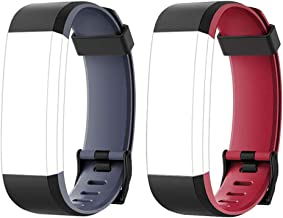 Lintelek Replacement Band Compatible with ID115Plus Color HR