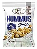 Eat Real Hummus Kichererbsen Chips Meersalz Sea Salt