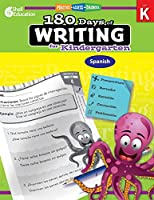 180 Days of Writing for Kindergarten: Practice, Assess, Diagnose (180 Days of Practice)