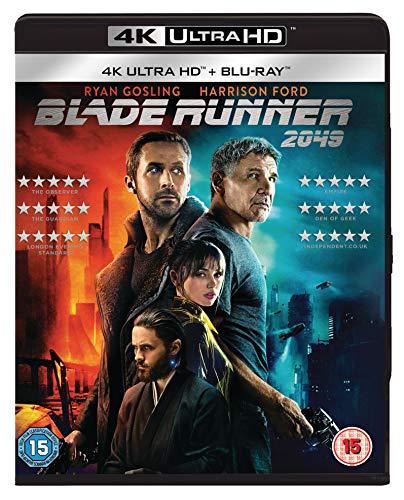Blade Runner 2049 [4K Ultra HD] [Blu-ray] [2018] [Region Free]