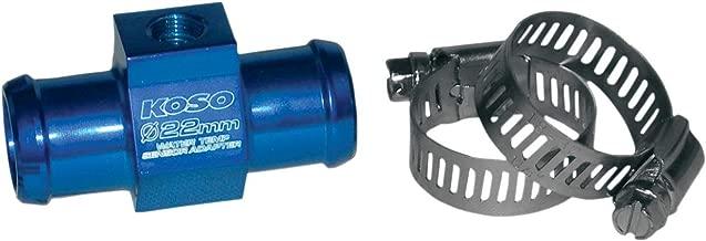Koso Water Temperature Sensor Adapter 22MM