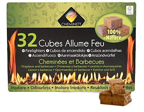Cheminett 15751 Cube KFZ Leuchte, 100% natürlich