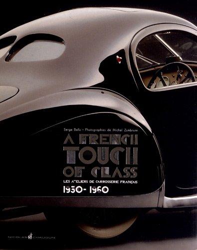 A French Touch Of Class Les Ateliers De Carrosserie Francais 1930 1960