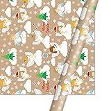 NA 50 * 70 cm Papel Boda Decoración Verde Papel de Regalo Artware Papel de Embalaje Kraft Papel vitela Papel de Origami