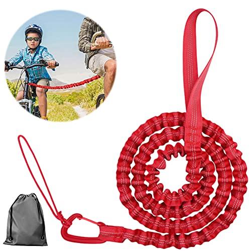 Cuerda de remolque para niños,Cuerda de remolque de bicicleta para niños,Cuerda de tracción para...