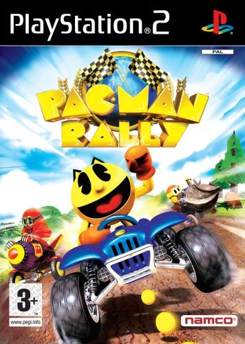 Pac-Man World Rally (PS2) by Electronic Arts
