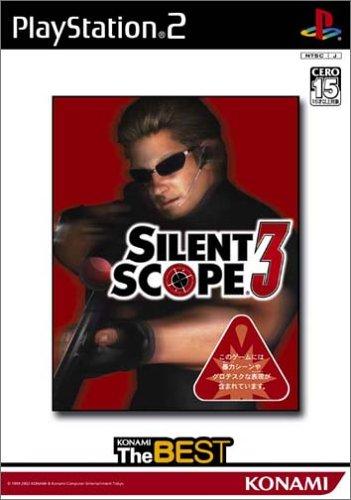 Silent Scope 3 (Konami the Best) [Japan Import]