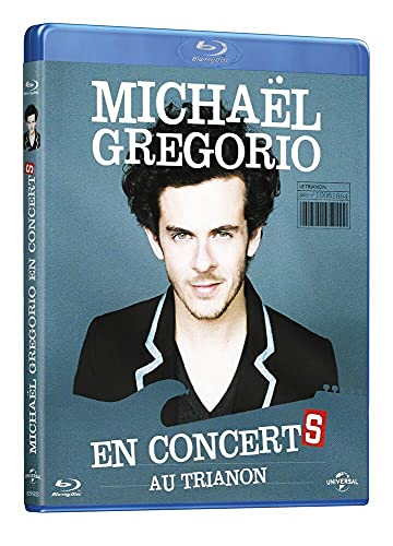 Michaël Gregorio-en Concert [Blu-Ray]