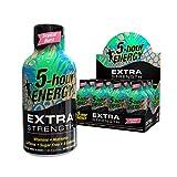 5-hour ENERGY shot, Extra Strength, Tropical Burst, 1.93 Ounce, 12 Count