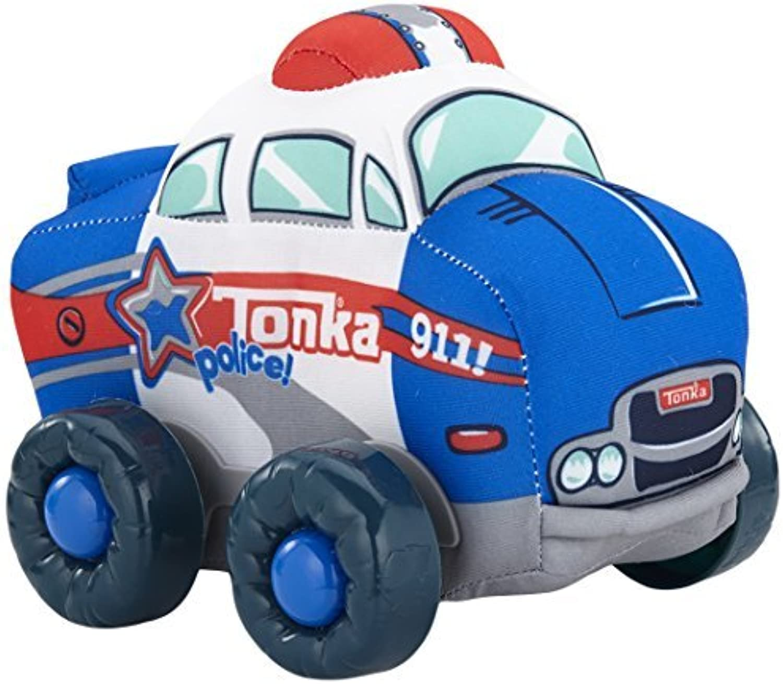 salida de fábrica Tonka Soft Walkin' Wheels Wheels Wheels Police Coche by Tonka  apresurado a ver