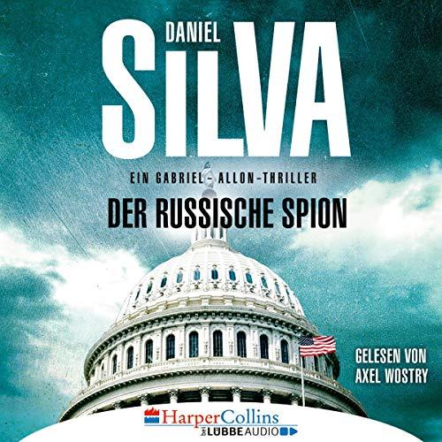Der russische Spion audiobook cover art