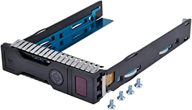RGBS - Juego de 2 bandejas para disco duro SATA LFF SAS de 3,5