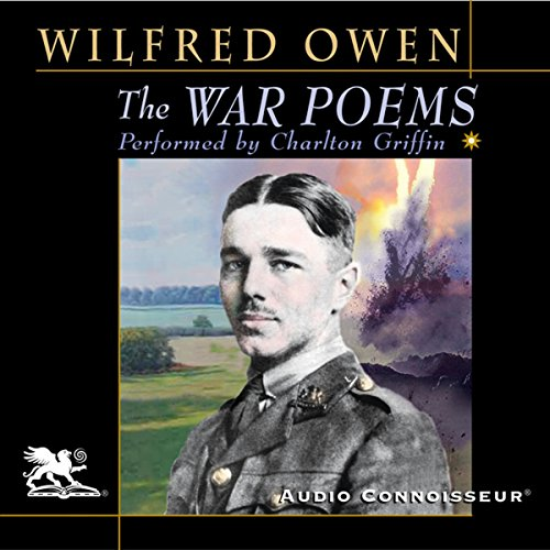 The War Poems audiobook cover art