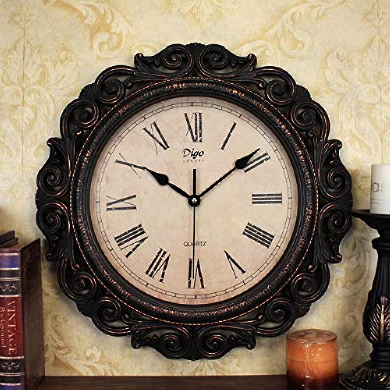 con 60% de descuento Relojes de parojo Reloj de de de parojo vintage de 18 pulgadas con números romanos  la red entera más baja
