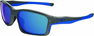Kính mắt cao cấp nam – Men's OO9247 Chainlink Rectangular Sunglasses