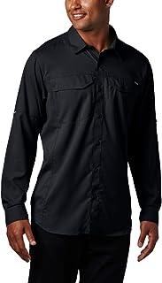 Columbia Silver Ridge Lite - Camicia a Maniche Lunghe, da Uomo