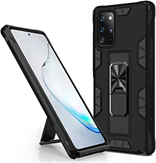 Galaxy A715G Version Hard Case - Rugged Cover Shockproof Magnetic Kickstand - Hybrid TPU PC