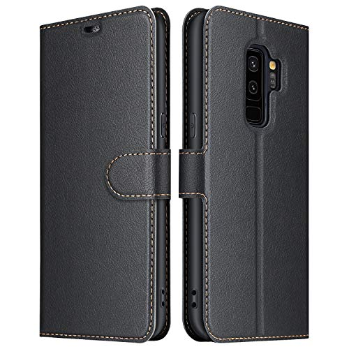 ELESNOW Case Compatible with Samsung Galaxy S9 Plus, High-grade...