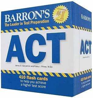 Barron's ACT
