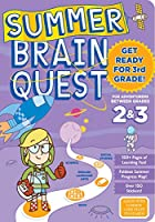Summer Brain Quest: Between Grades 2 & 3, For Adventurers Ages 7-8