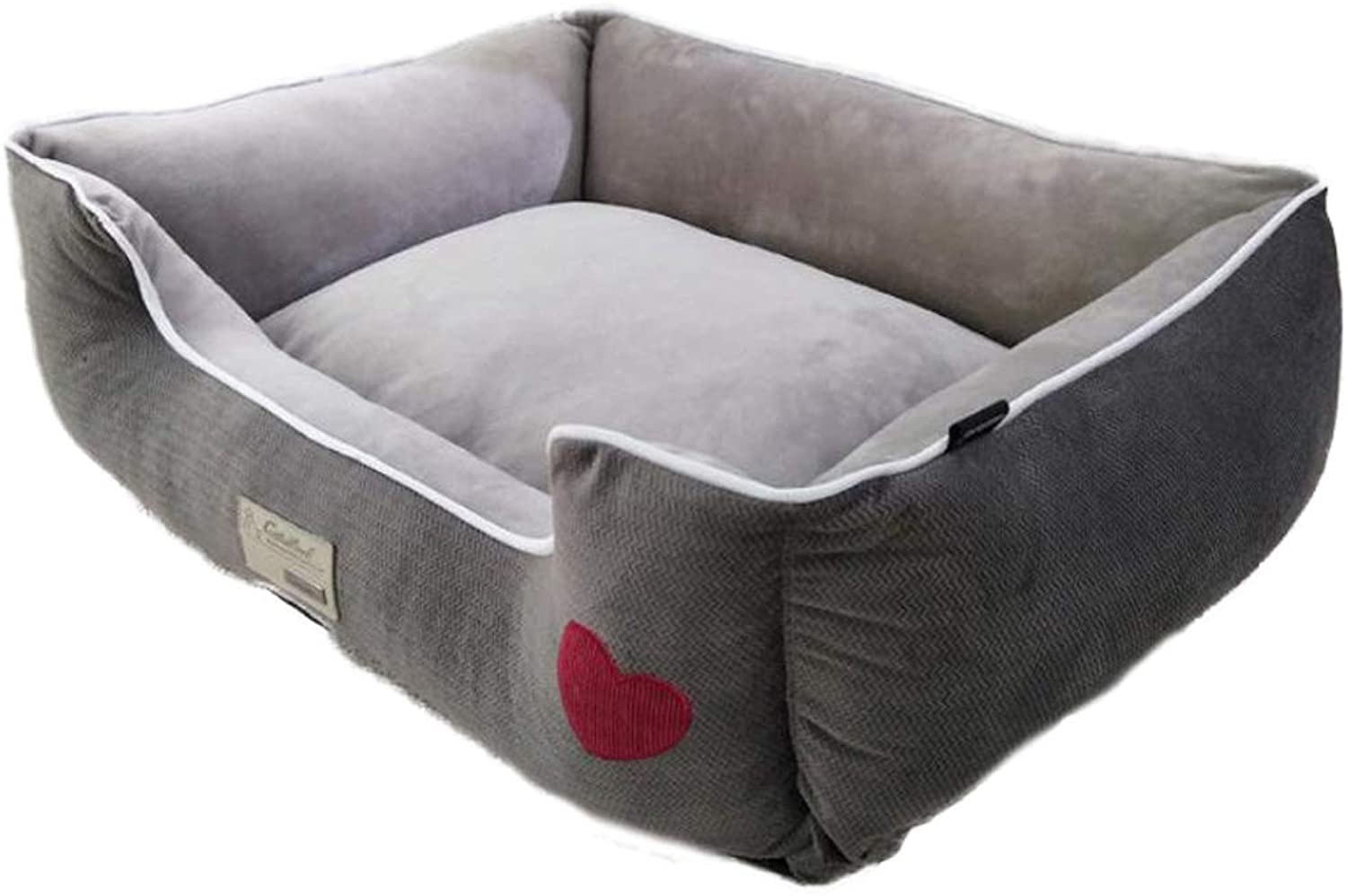 BYCWS Pet CaveDog Bed for Small Dogs Cat Bed Cave for Indoor Cats Self Warming Pet Bed Warm Dog Bed Pet Cave Sleep Zone Cuddle Cave Pet Bed,29.53x23.62x9.84in
