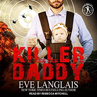 Killer Daddy audiobook cover art
