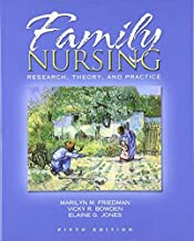 Family Nursing: Research, Theory, and Practice 5th (fifth) edition