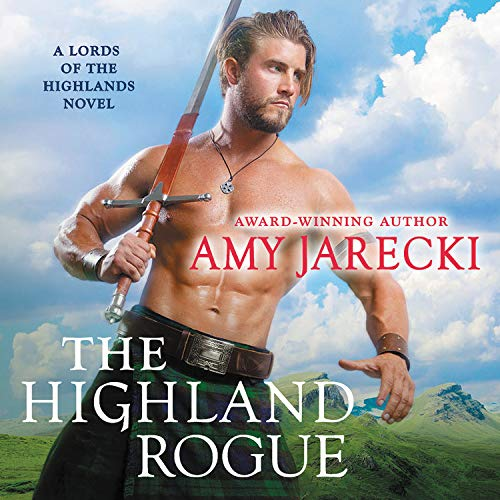 The Highland Rogue  By  cover art