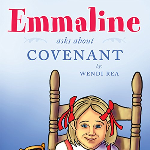 Emmaline Asks About Covenant audiobook cover art