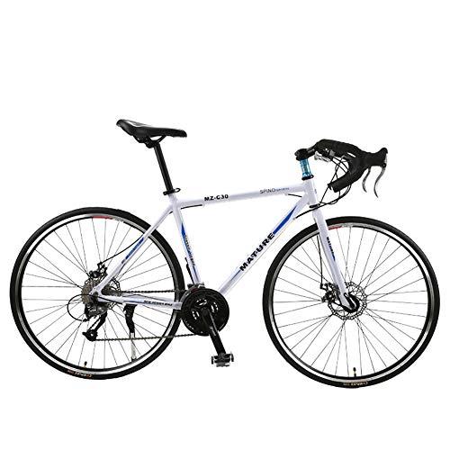 Hyuhome Bicicletas 26.5in aleación de Aluminio MTB 700C ni�
