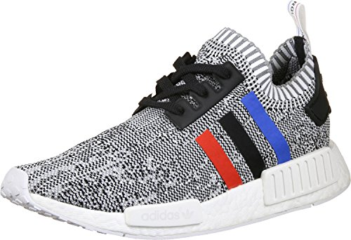 adidas NMD R1 PK Schuhe white/red/black