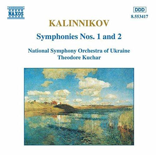 Sinfonias Ns. 1-2 (T.Kuchar)