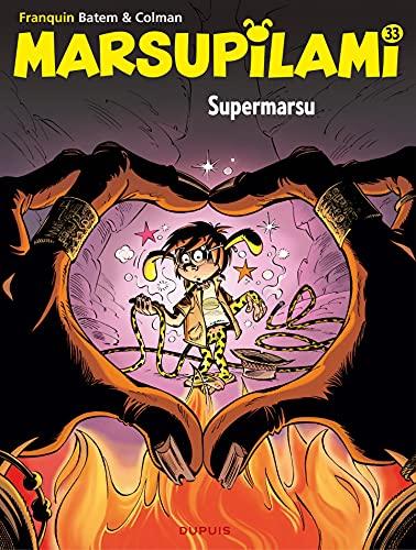 Marsupilami - Tome 33 - Supermarsu (French Edition)