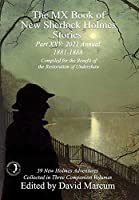 The MX Book of New Sherlock Holmes Stories Part XXV: 2021 Annual (1881-1888)
