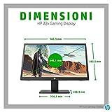 Zoom IMG-2 hp 22x monitor gaming tn