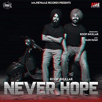 Never Hope