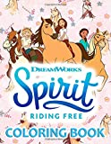 Spirit Riding Free Coloring Book: A Fantastic Gift For Spirit Riding Free True Fans Enjoying Coloring, Expressing Their Imagination And Creativity And Having Fun