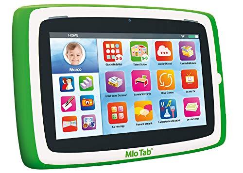 Lisciani Giochi - Mio Tab 7' Preschool 2019 Special Edition, 71968