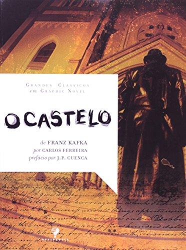 O Castelo Graphic Novel